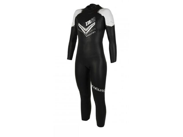 Z3R0D Vanguard Wetsuit Damen black/white